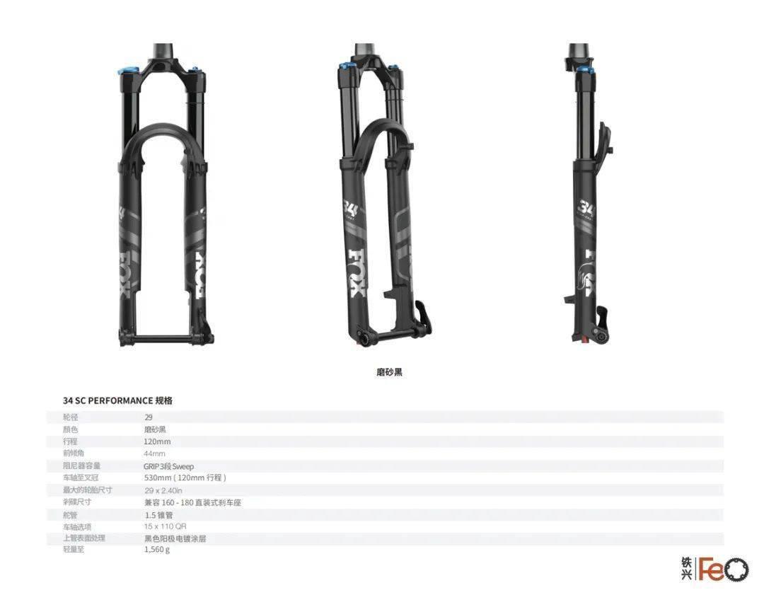 FOX 发布全新2022系列产品-领骑网