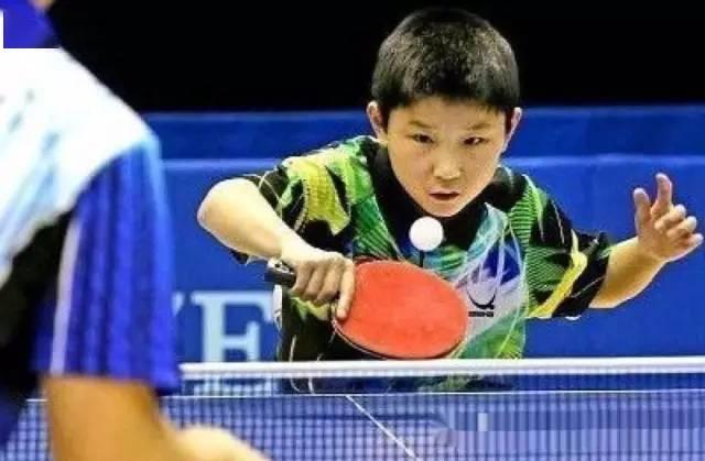 乒乓球,一项能从2岁打到100岁的运动!坚持吧!