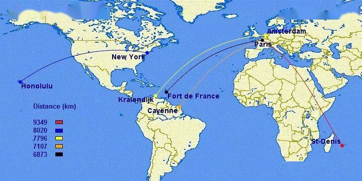 【地理视野】地理老师没有给你讲过这些罕见地图,因为可能会颠覆你的世界观  第17张