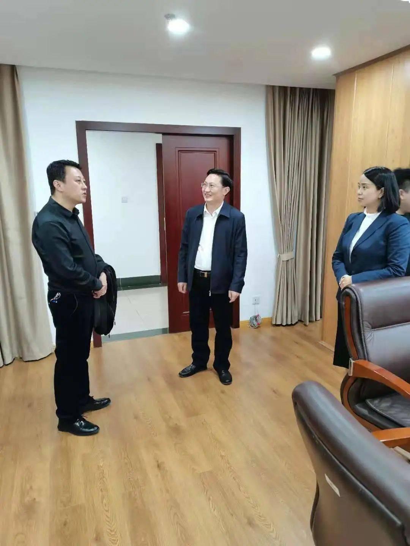 局房地产管理处到省委二办开展上门服务