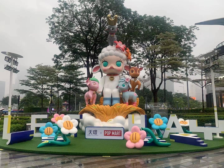 泡泡玛特涨价依然一盒难求!玩具厂称15cm的娃娃能用多少材料?