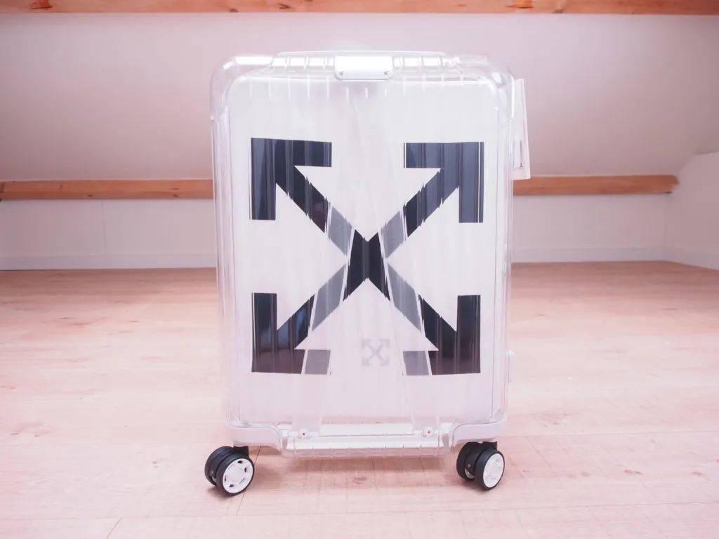 圈粉娱乐圈,RIMOWA才是行李箱界颜值和品质感的风向标