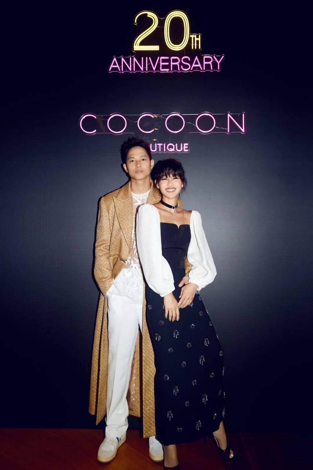 张天爱、张馨予都沉迷的西湖美学,在COCOON大秀能找到