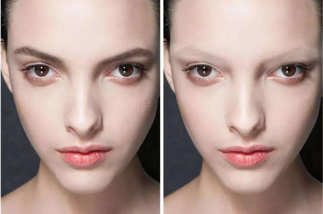 眉毛对一个女人颜值有多重要?