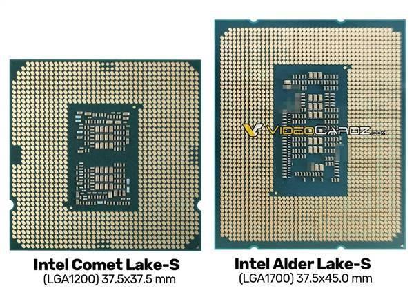 Intel 12代酷睿Z690主板首次现身:DDR4/DDR5都支持