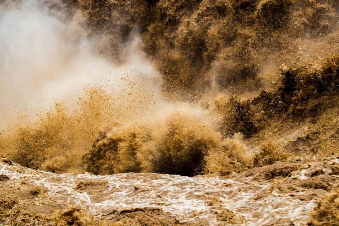 【图片漂流名人堂】罗小林:?黄河在咆哮