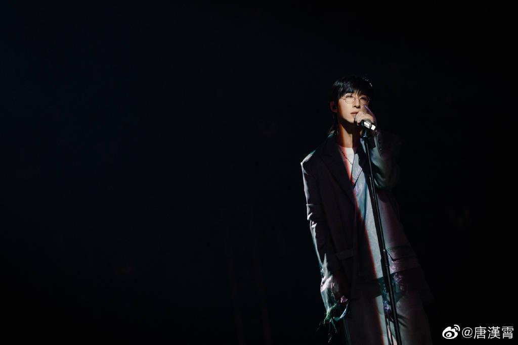 """唐汉霄:""""打歌""""要关注视觉与听觉的搭配 歌手谈"""