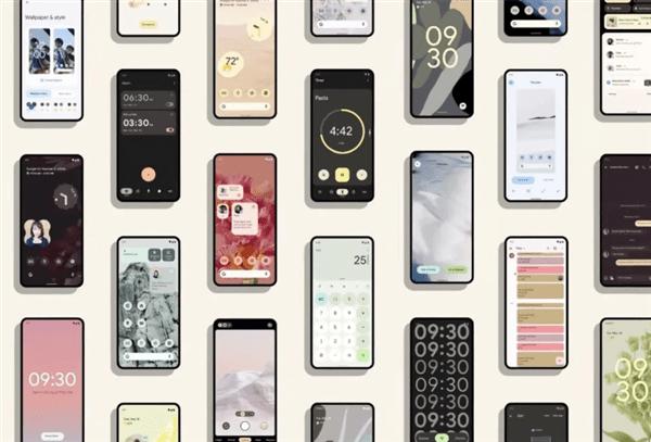 Android 12发布:采用全新设计语言 引入个性化体验的照片 - 2