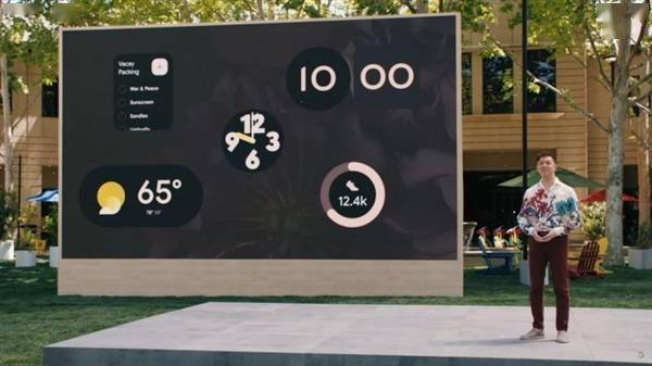 Android 12发布:采用全新设计语言 引入个性化体验的照片 - 6