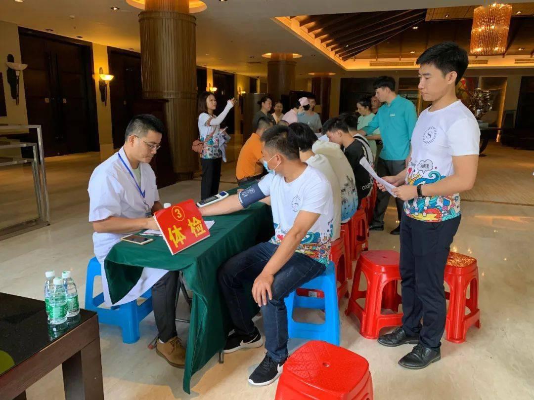 万宁爱心企业积极参与无偿献血公益活动 用爱为生命续航
