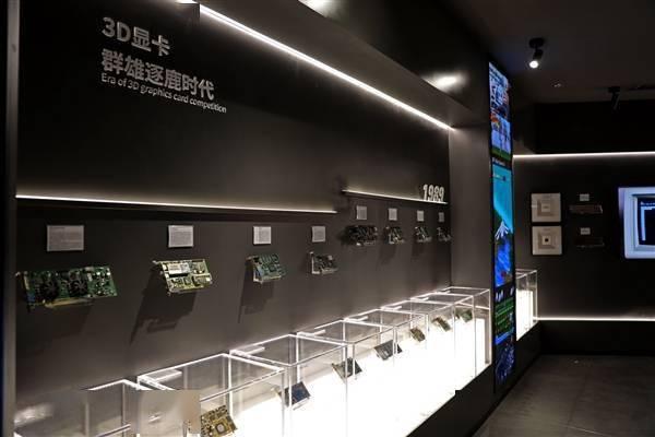 七彩虹打造国内第一家GPU博物馆:瞬间穿越40年前的照片 - 7