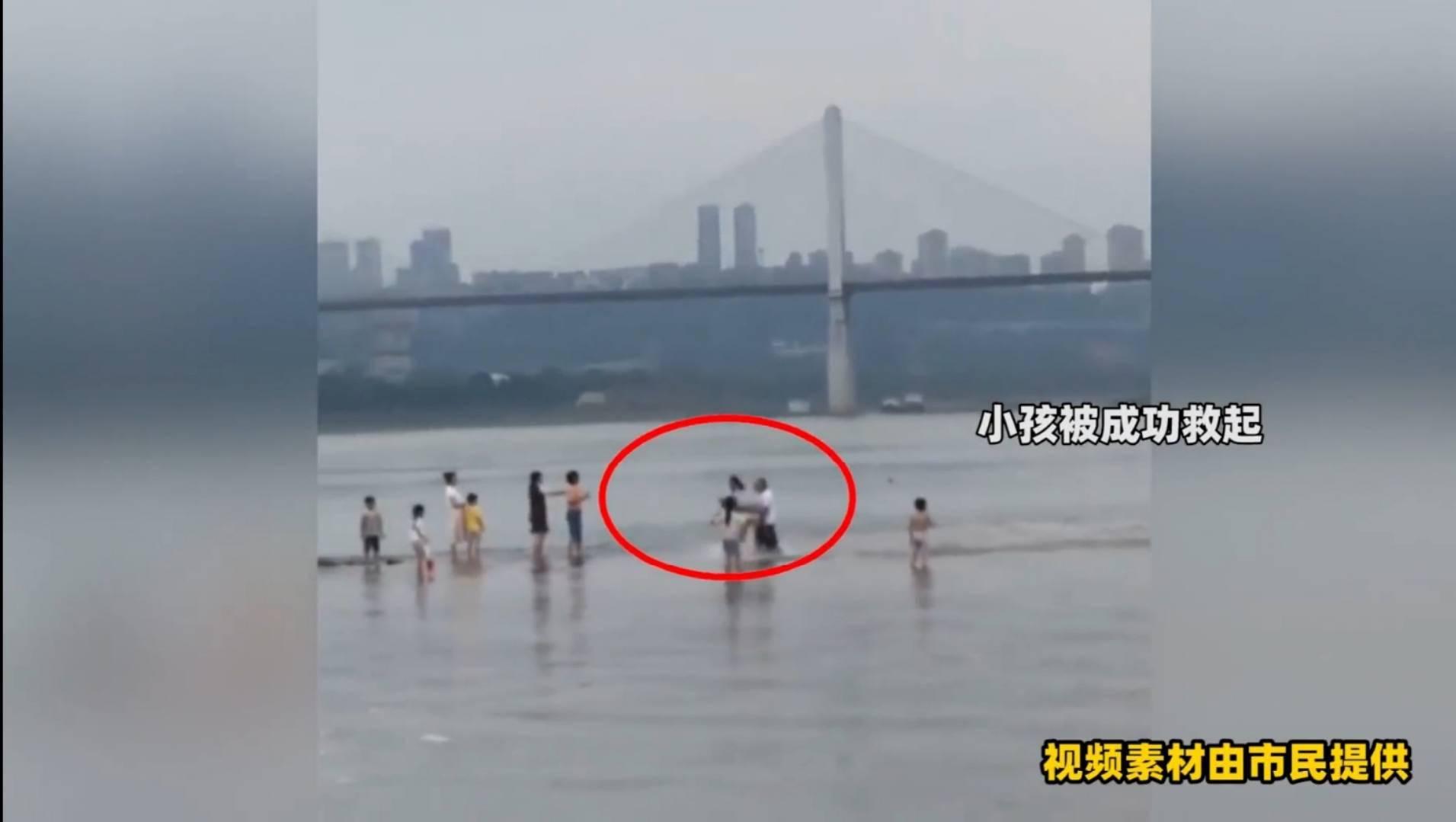 重慶救落水兒童遇難老師追悼會今晚舉行,當地正在評定見義勇為_王紅旭