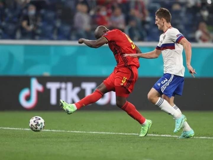 欧锦赛小组赛:比利时3:0胜俄罗斯