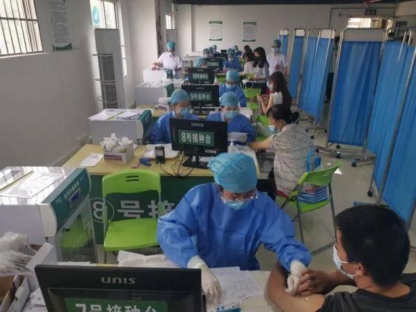 疫苗 程序·好消息!广州这个区疫苗接种加开夜场,将持续至……