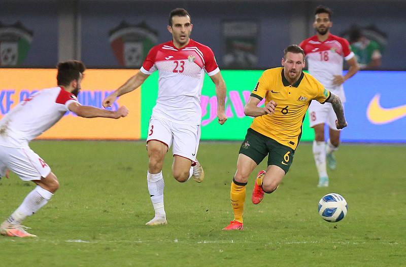 亚博APP:亚洲帮手!约旦0-1没有敌澳年夜利亚,国足提前升级12强赛
