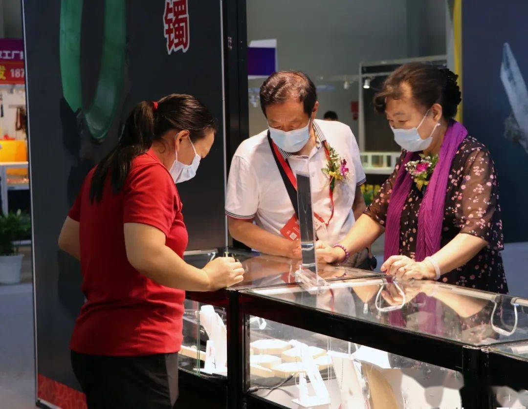 2021中国昆明国际石博览会隆重开幕