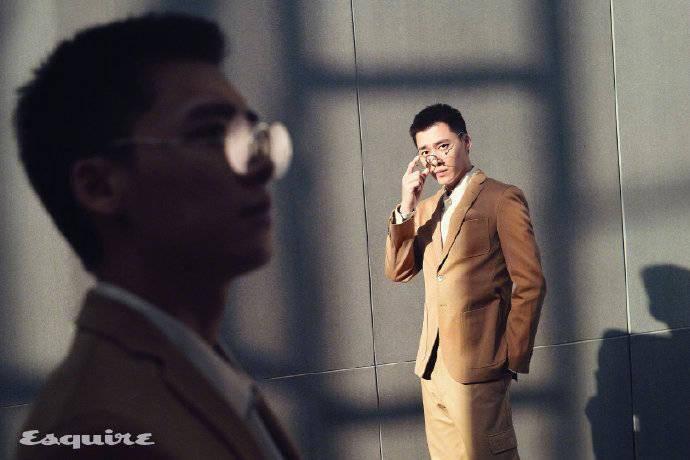 """李易峰《时尚先生》内页回顾 优雅绅士展现独特""""峰""""芒 爸爸 第3张"""