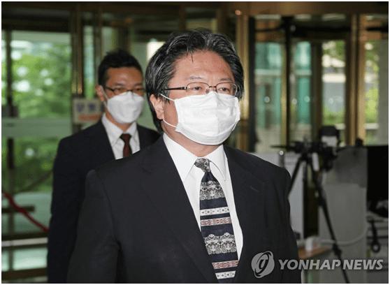 极具侮辱性!日本公使竟用这种露骨词语形容文在寅 引发韩国严正抗议-家庭网