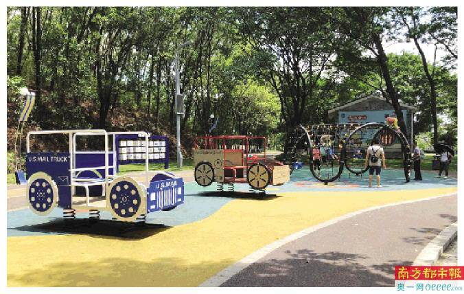 """市儿童公园遛娃最""""贴心"""" 个别公园软硬件都需提升-家庭网"""