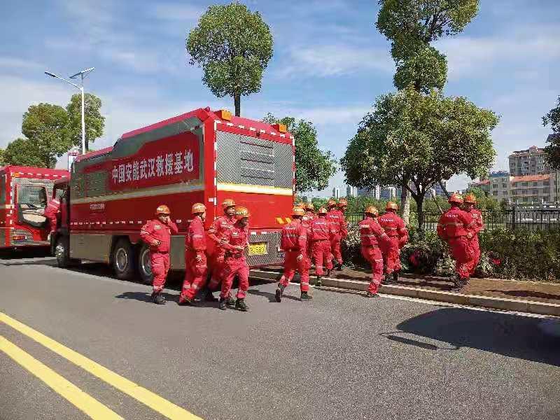 安能集团:从全国六大救援基地抽调专业力量驰援郑州