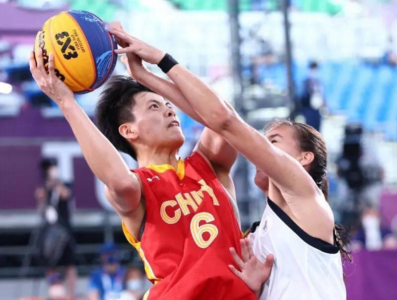 中国女篮,创历史!