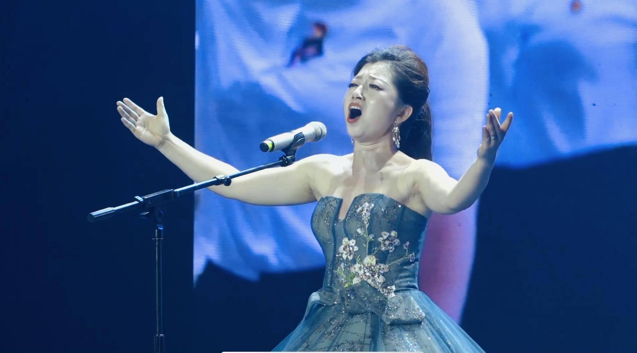 歌唱能使人身心愉悦