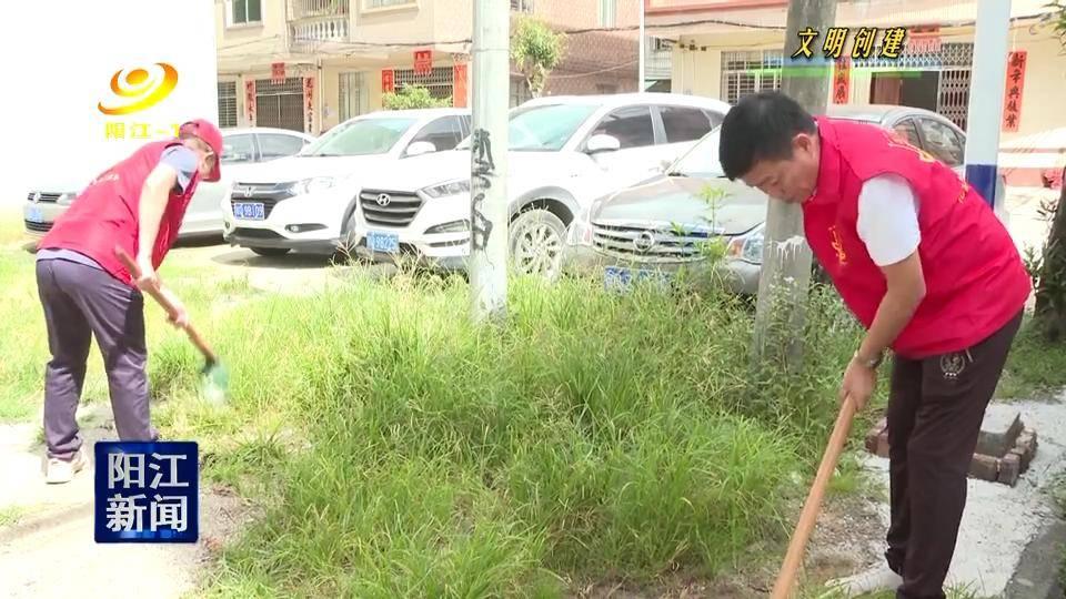 阳西县医保局:网格志愿监督员助力创文