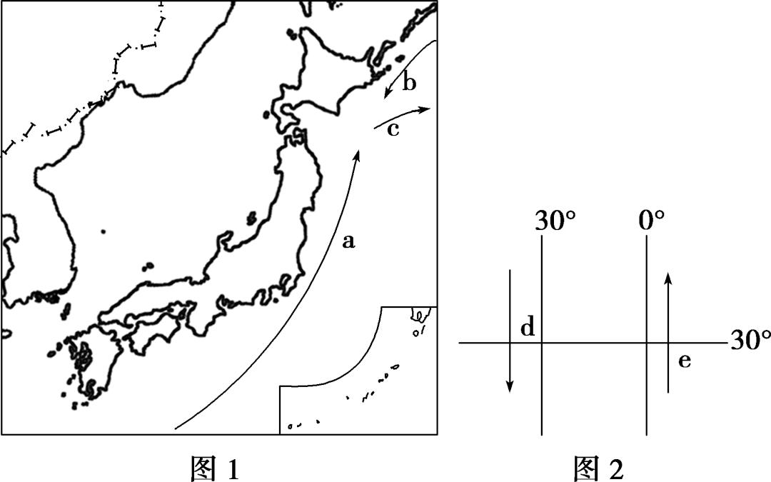 海洋中的暖流形成原理_海洋动物简笔画