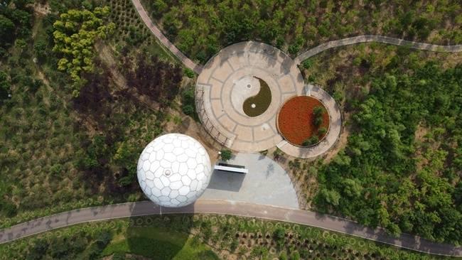 龙泽公园航天科普教育基地正式启动
