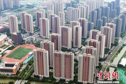 国家统计局:8月份商品住宅销售价格涨幅继续回落