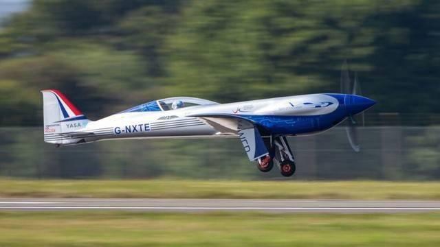 电动飞机时代到来:400kW 动力史上最快