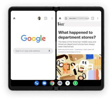 消息称安卓12.1将改善可折叠手机体验 或是为Pixel Fold做准备