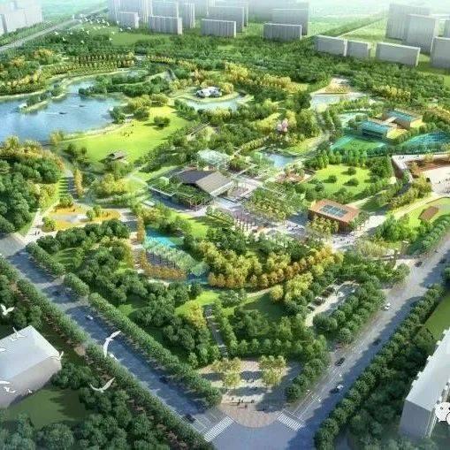 涉拆迁腾退!通州这个公园进展公开,将惠及周边10多个小区...