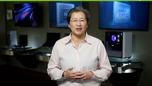 """AMD苏妈荣膺""""半导体诺贝尔奖""""!史上第一位女性"""
