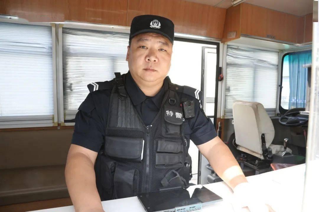 辅警事迹展播丨陈蕾蕾:任劳任怨冲锋陷阵在巡逻