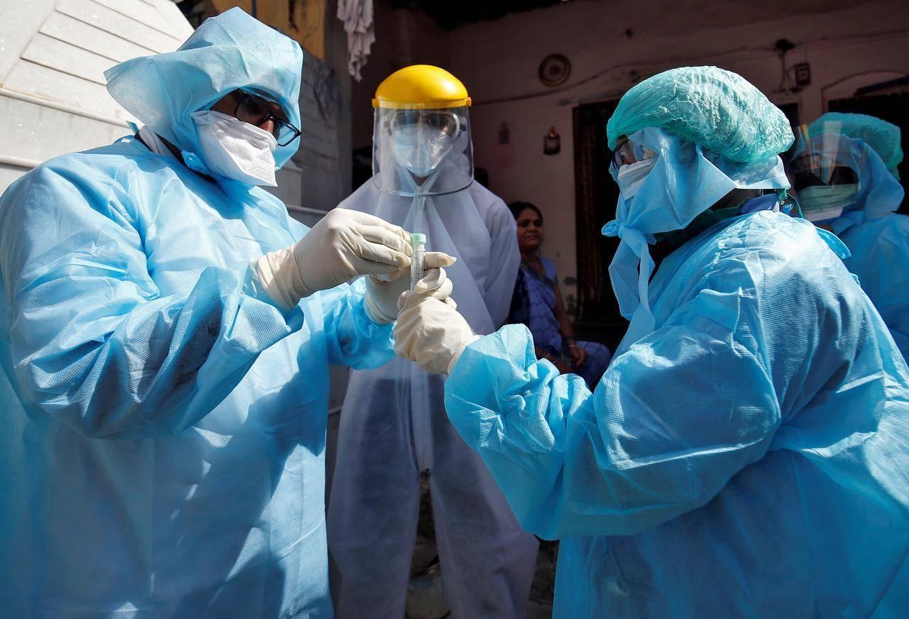 美国疫情最新情况:全球日增超34万例美国增超5.7万