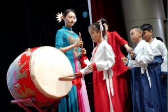 锦绣之星,前程似锦!新闻910联合工商银行开启国学课堂,弘扬传统礼仪文化……