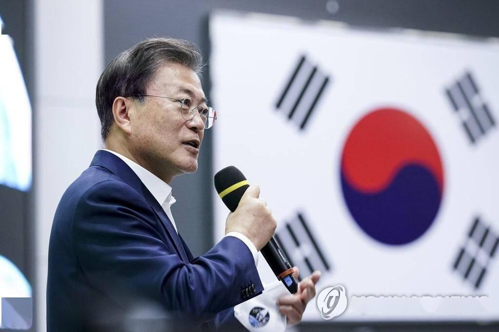 文在寅今在韩国会发表施政演说,韩媒:系其任内最后一次